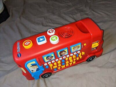 Vtech Playtime Bus With Phonics. • 2£