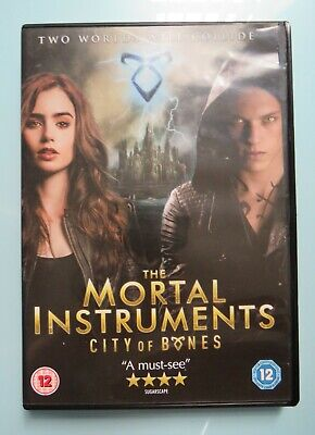 The Mortal Instruments - City Of Bones (DVD, 2014) PAL 2 Free Postage  • 2.75£
