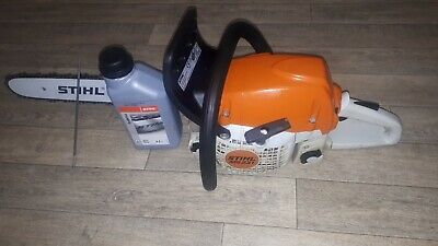 Stihl Chainsaw Ms231with Brand New Bar And Chain Plus Extras Like Ms441 Ms362 • 300£