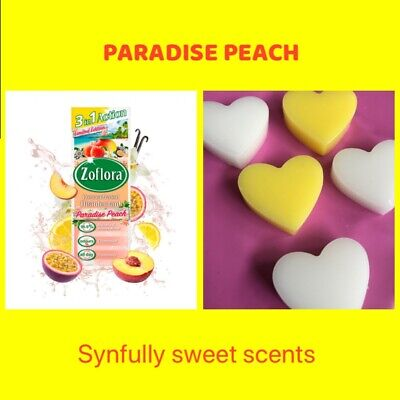 £2 • Buy Zoflora Dupe Paradise Peach Scented Wax Melts
