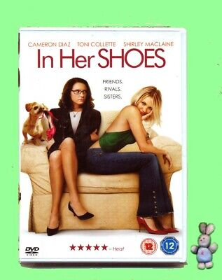 In Her Shoes DVD New Sealed  UK Region 2 PAL Comedy Drama  • 1.17£