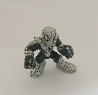 Imaginext Hasbro Marvel Super Hero Silver Spider-Man Squad Action Figure  • 6.50£