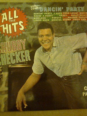 Chubby Checker Lp • 4.99£