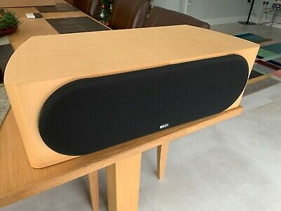 KEF Reference Centre Speaker 202/2C - Maple • 800£