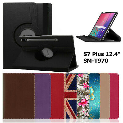 For Samsung Galaxy Tab S7 (11'') Case Slim Leather Smart Stand Protective Cover • 5.45£