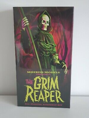 Moebius Models No. 972 The Grim Reaper 1/8 Scale Model Kit Brand New Sealed • 49.95£