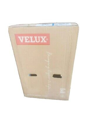 1 X Velux Roof Window GGL CK02 2070, White Painted, Centre-pivot, 55 X 78 New • 54£