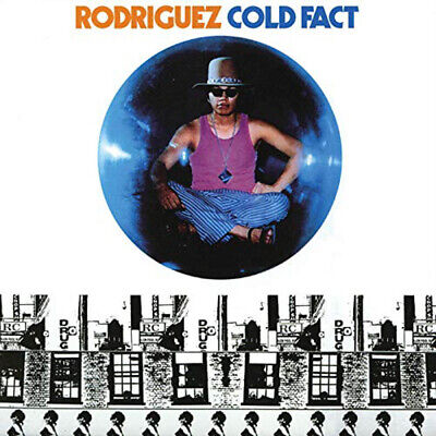 Rodriguez Cold Fact Vinyl LP New 2019 • 16.99£