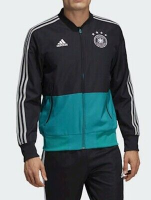 Adidas Germany Track Top - BNWT - Size Small • 19.99£