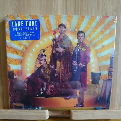 Wonderland, Take That, Deluxe Edition. Sealed. Free Postage. • 3.99£