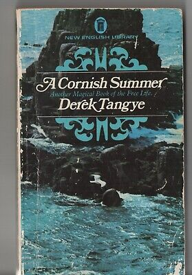 Book- A Cornish Summer By Derek Tangye Paperback • 2.50£