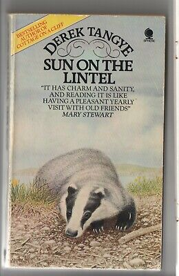 Book Sun On The Lintel By Derek Tangye Paperback • 2.50£