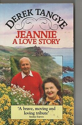 Book- Jeannie A Love Story By Derek Tangye Paperook • 2.50£