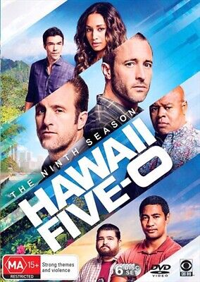 AU21.95 • Buy Hawaii Five-o 5-0 : Season 9 : New Dvd