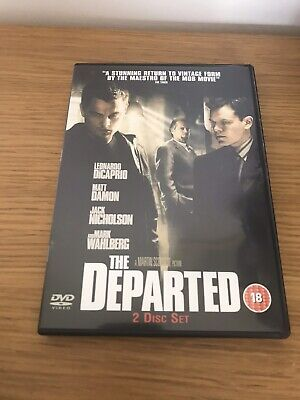 £1.40 • Buy The Departed (DVD, 2007, 2-Disc Set)
