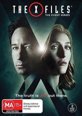 AU19.95 • Buy The X-FILES : Season 10 EVENT Series 2016 : NEW DVD