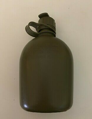 $ CDN14.52 • Buy 2009 US Army 1qt Canteen Skilcraft 1A863 Military Surplus USGI MILSPEC Camping