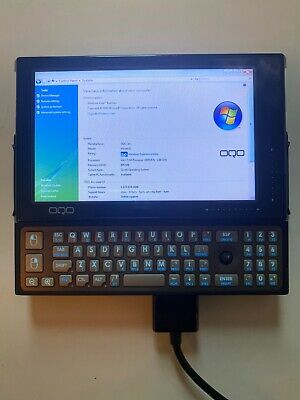 $ CDN937.34 • Buy Oqo Model 2 - Mini Comp- Tested Works- Have Password - Battery Won't Hold Charge