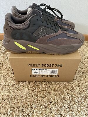 $ CDN471 • Buy Adidas Yeezy Boost 700 Mauve EE9614 Size 11 Authentic
