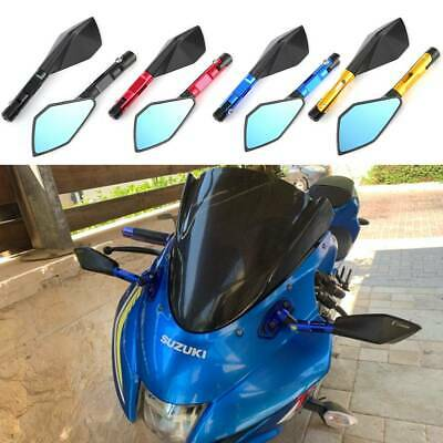 $28.59 • Buy Motorcycle Rear View Side Mirrors For Suzuki Boulevard M109R M50 M90 C50T C90 US