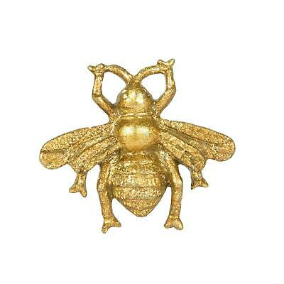 £4.45 • Buy 1 Vintage Gold Bumble Bee Drawer Knob Pull Handle , Furniture Cupboard Handle
