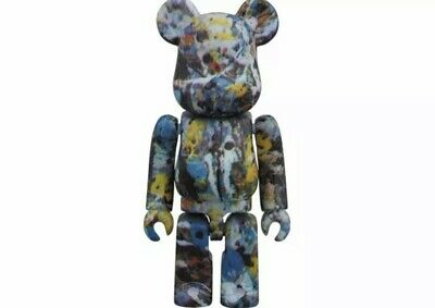 $69.99 • Buy BE@RBRICK Jackson Pollock Studio 100%