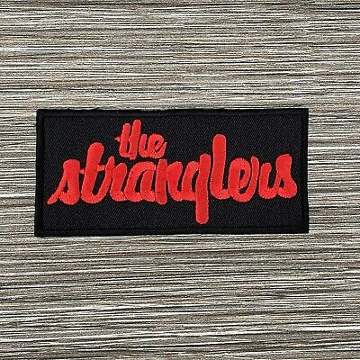 """£12 • Buy The Stranglers Punk Band Patch Badge - 4"""" Approx"""
