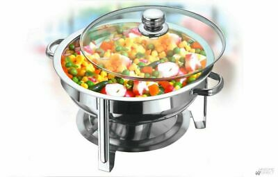 £39.99 • Buy 2pack Buffet Food Warmer Stainless Steel Double Food Pans Chafing Dish Fuel Sets