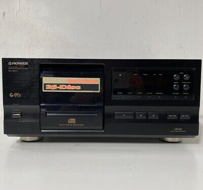 AU220 • Buy Pioneer PD-F507 - 25 Disc CD Player - High Quality - Fully Working