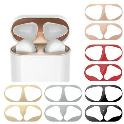 $ CDN1.50 • Buy Metal Dust Guard Protective Film Sticker Cover For Airpods Accessories 2021