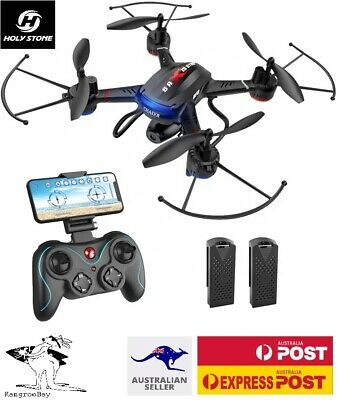 AU79.95 • Buy Holy Stone F181W 1080P WiFi FPV Drone With Wide-Angle HD Camera Live Video RC