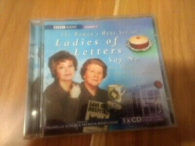 Ladies Of Letters Say No - Bbc Audio Cd - Prunella Scales / Patricia Routledge • 4.99£