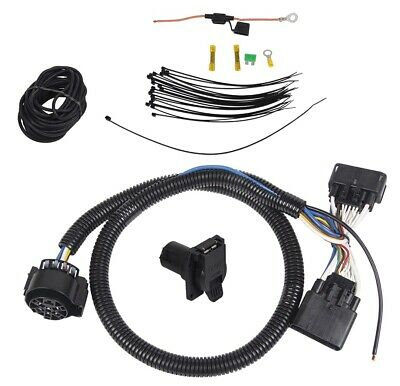 $ CDN91.56 • Buy 7-Way Trailer Wiring Harness Kit For 19-20 Ford Ranger RV Round Connector