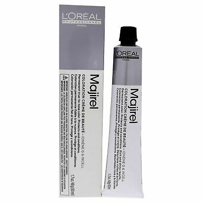 $12.50 • Buy Majirel - 6-6N  LOreal Professional For Unisex - 1.7 Oz Hair Color NEW IN A BOX