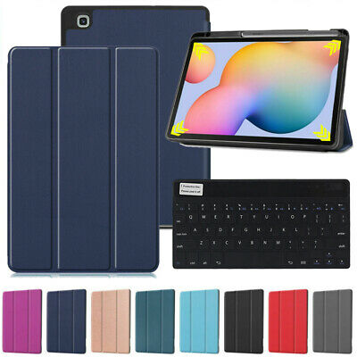 AU22.99 • Buy For Samsung Galaxy Tab S6 Lite 10.4 P610 Tablet Keyboard Slim Leather Case Cover