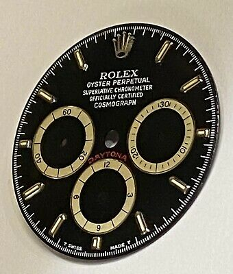 $ CDN11957.34 • Buy Extremely Rare Rolex Mk3 Inverted 6 Serif Dial For Daytona Zenith Ref 16520