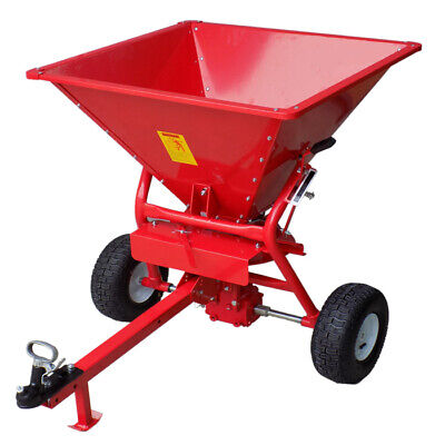 AU795 • Buy Fertiliser Seed Spreader - Tow Behind ATV, Tractor Or 4WD