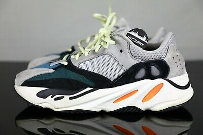 $ CDN399.90 • Buy Adidas Yeezy Boost 700 Wave Runner Solid Grey B75571 Size 10