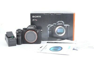$ CDN1400.95 • Buy Sony Alpha A7R II 42.4 MP Mirrorless Digital Camera (Body Only) SC: 1785 #C15632