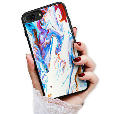 AU9.99 • Buy ( For IPhone 6 Plus / 6S Plus ) Back Case Cover AJ13201 Abstract Marble