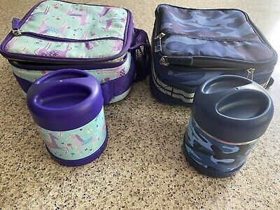 AU20 • Buy Pottery Barn Kids Lunch Box And Thermos