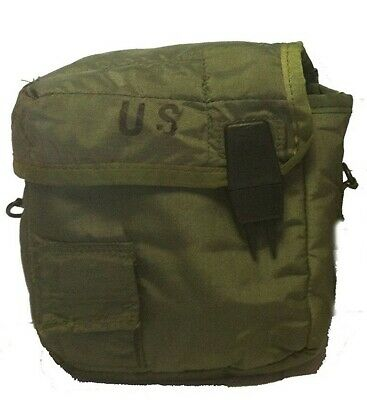 $ CDN15.66 • Buy US Military 2 Quart Canteen Cover Pouch, Insulated, OD Green 2 QT VGC