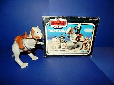 $ CDN168.14 • Buy Vintage Star Wars ESB Tauntaun With Box