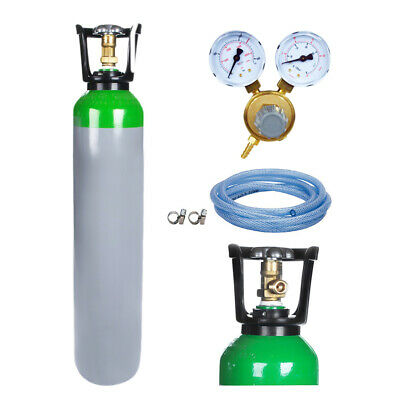 18/% 82/% 8L schweißgas MIG//MAG with Reducer //CO2 NEW Gas Mixed Argon