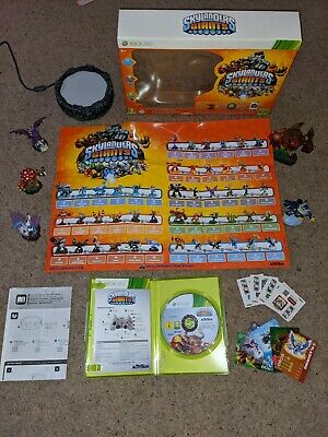 Skylanders Giants Starter Pack - Xbox 360 - Full Contents In Great Condition • 9.99£