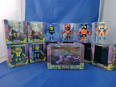 $99 • Buy New Masters Of The Universe Loyal Subjects Action Vinyls LOT OF 9 W Panthor