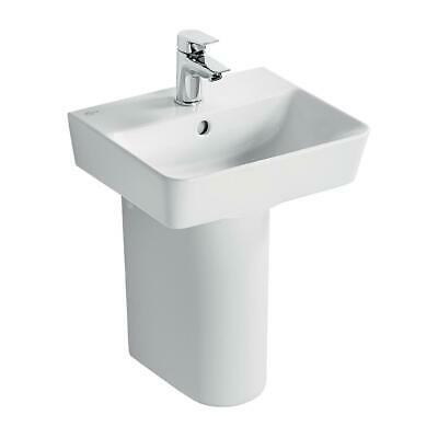 Ideal Standard Concept Air Cube Basin 400mm Wide 1 Tap Hole E076901 (Basin Only) • 37.50£