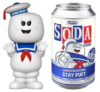 AU24.95 • Buy Funko Stay Puft Soda - Common (Ghostbusters) Limited Edition - 15,000 Pcs.