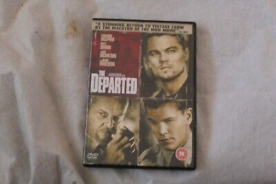 £1.90 • Buy Dvd The Departed