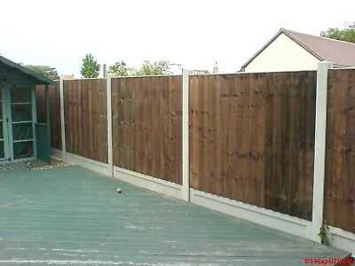 £120 • Buy Fencing Closeboard Panels And Concrete Gravel Boards And Posts Colchester Area